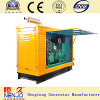 Favorites compare 2015 new design for 400kw 50hz soundproof container generator