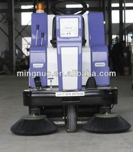 concrete floor cleaning machine, compact street sweeper, cement vacuum cleaner/mechanical sweeper