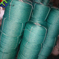 "1/2""* 2400' PP rope Poly steel rope for buoys"