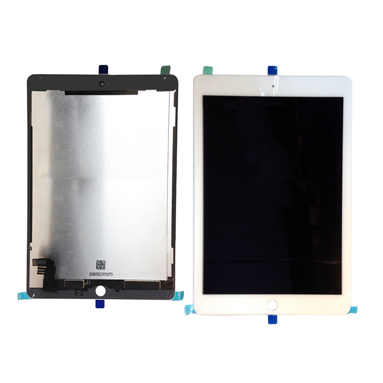 Screen Touchscreen Original Pro And Digitizer Touch Display A1567 A1566 6 Oem For Apple Ipad Air 2 Replacement Lcd White
