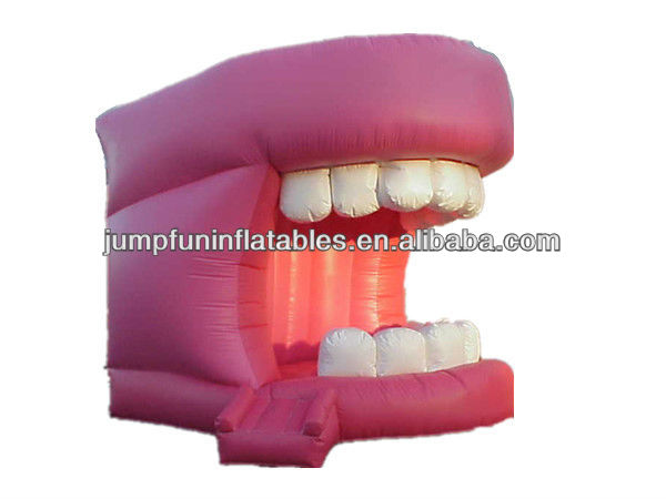 2013 Inflatable tooth model for medical publicity