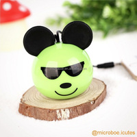 Mini Super Bass Portable Speaker with Competitive FOB Price Christmas Gifts
