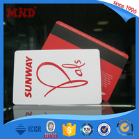 MDP180 Free design hico or loco encoder magnetic stripe business card