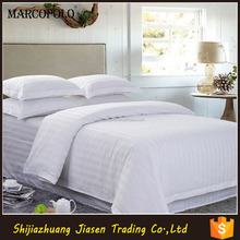Use hotel bed sheet set cotton bedding set luxury hotel supplies bed sheets