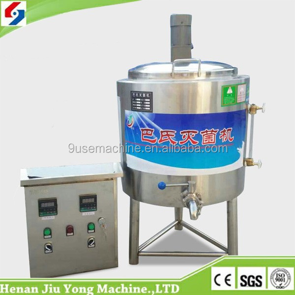Excellent small pasteurizer for milk/juice