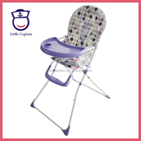 EN14988 approval Baby high babe chair