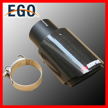 Automobile Car Titanium Stainless Steel Tip Exhaust Tips