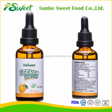 Stevia Liquid Sugar In Herbal Extract