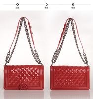 Metal chain cross body candy color silicone jelly bag branded o bag rubber bag silicone tote bag