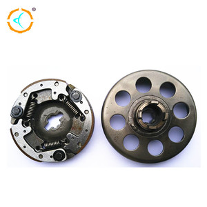 OEM 983 110cc motorcycle clutch shoe centrifugal block clutch disc assembly, motorcycle parts clutch