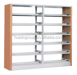 Cheap Metal Book Shelf/Library Steel Combination Bookcase/Book Cabinet