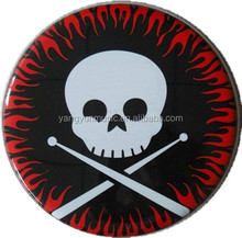 percussion accessories colored drum heads