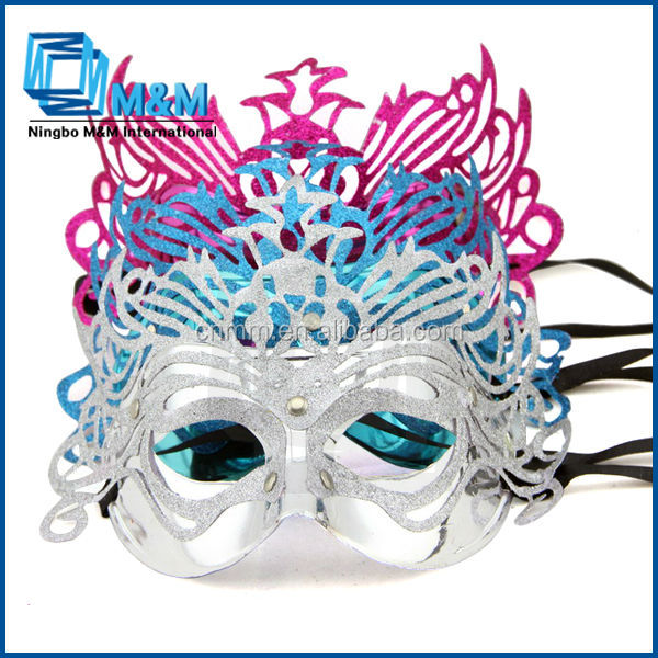 Queen Leader Beautiful Party Facial Mask