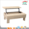 Space Saving Furniture MDF Folding Coffee