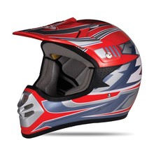 Mens off road helmet with bluetooth---ECE/DOT Approved