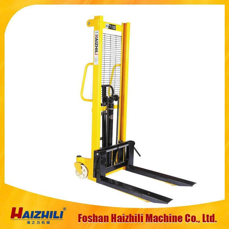Hydraulic Pallet Lifters : Ton hydraulic lifter pallet stacker for sale buy
