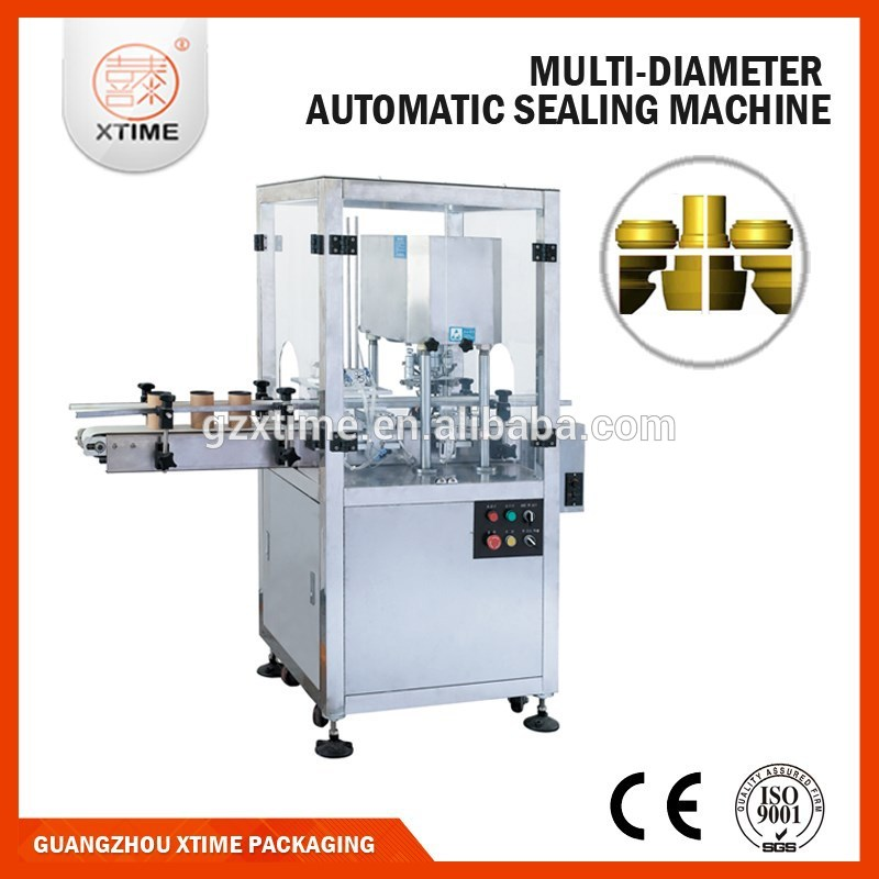 Pop Top Can Sealing/seaming Machine/alloy Aluminium Cans Seamer