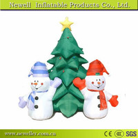 Eco-friendly walmart christmas trees With customized packing