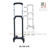 Suitcase Accessories And Parts Trolley Luggage With Durable Handle