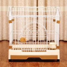 Comfortable House Shape Free Dog Cages And Crates Floor Wholesale