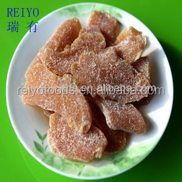 supply preserved red ginger product healthy product