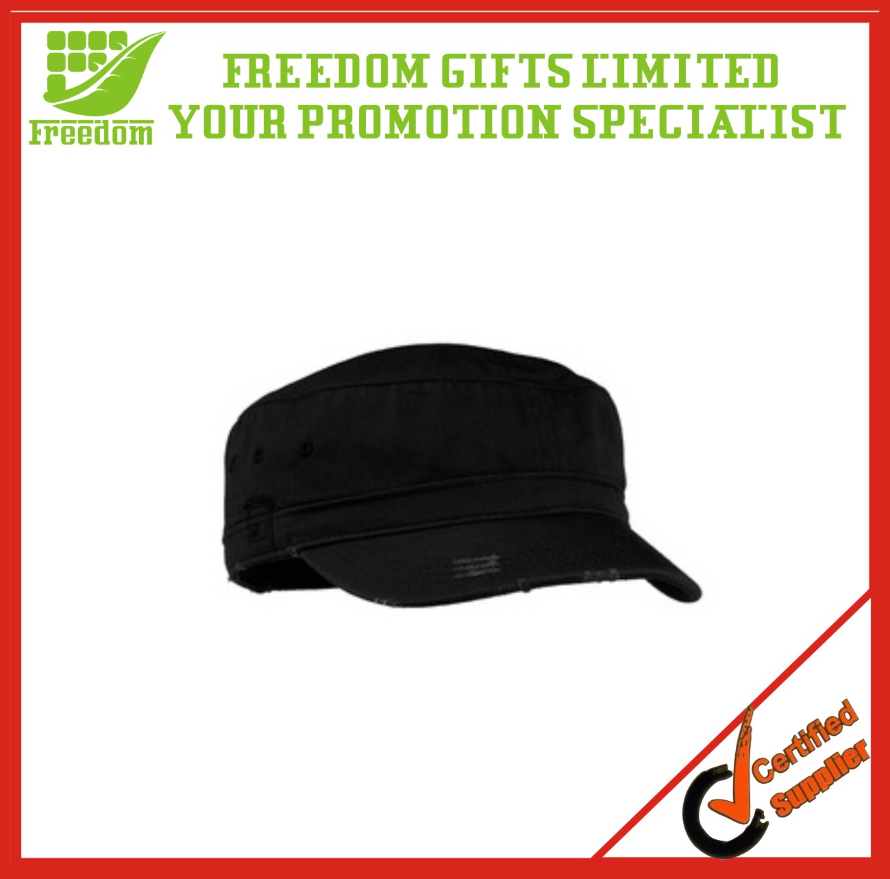 Customzied High Quality Military Hat