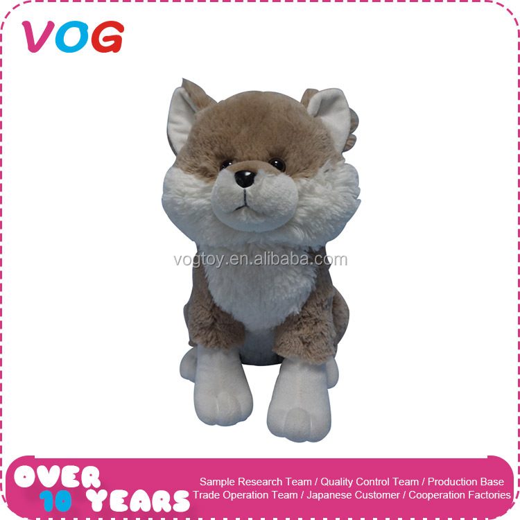 Custom made plush toys for crane machines soft animal toys cute pets
