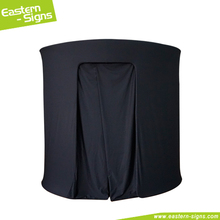 Hot sale aluminum fabric trade show exhibition enclosure backdrop photo booth