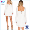 Yihao New Designer Girls 2016 White Lace Party Wear Dress Ladies Casual Clothes Fashion Short Sexy Cocktail Dresses For Women