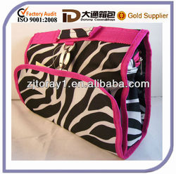 Professional Cosmetic Organizer Rolling Bag Makeup Organizer Case