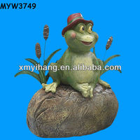 attractiveness resin animal ornaments garden resin home decors