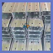 eco-friendly steel building structures price doublechannel c channel steel