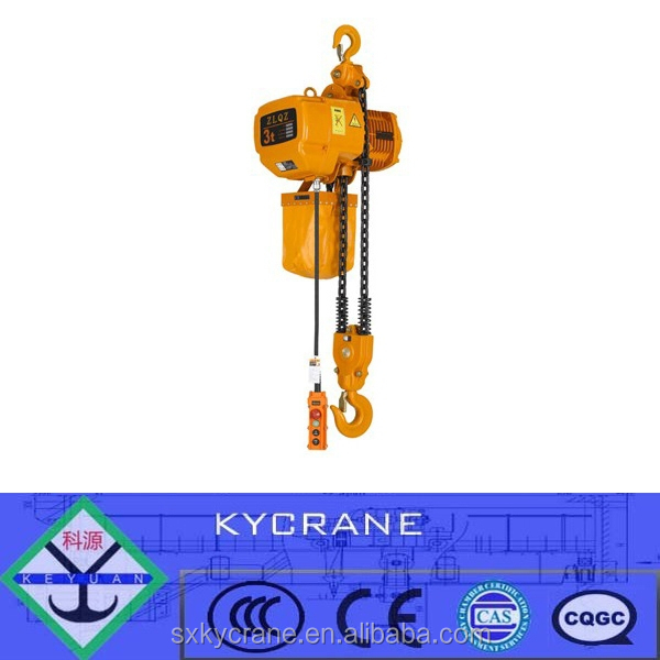 Hotsale industry and construction small size electric lift chain hoist