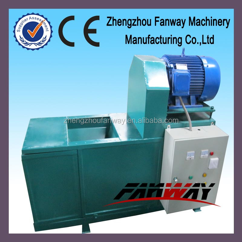 Made in China wood charcoal briquette making machine