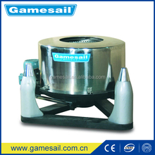 Stainless steel industrial hydro extract machine for laundry