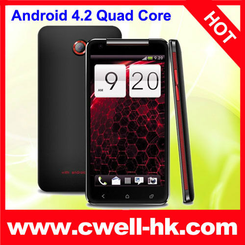 Star X920 Android 4.2 5.0 IPS screen MTK6589 Quad Core Android Phone