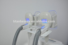 TB-211 Double air pumps 2 handles working simultaneously cryolipolysis fat freeze slimming machine