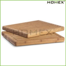 Combo Cutting Board made from 100% Bamboo/Homex_BSCI