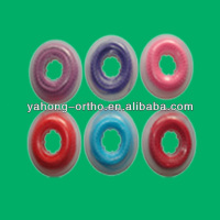 Dental Orthodontic Elastic Rings/ power chain