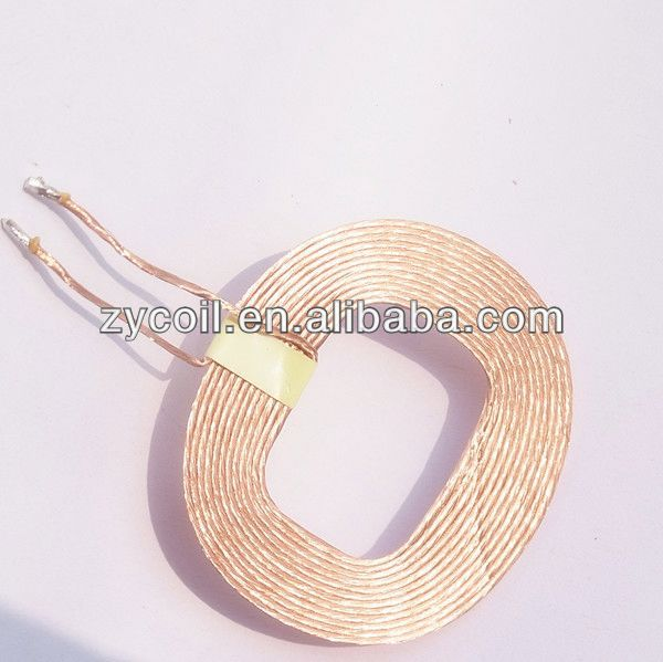Provide hot selling high quality low price qi wireless charging receiver coil