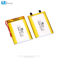 3.7v 503040 600mah li-ion polymer battery for Digital camera