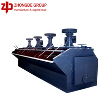 Gold Flotation Machine/Chrome Sand Washing Plant/Gold Mining Equipment with CE Luoyang ZHONGDE