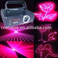 low price 200MW rose animation disco laser light show
