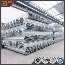 ERW straight seam pipe galvanized steel emt conduit pipe