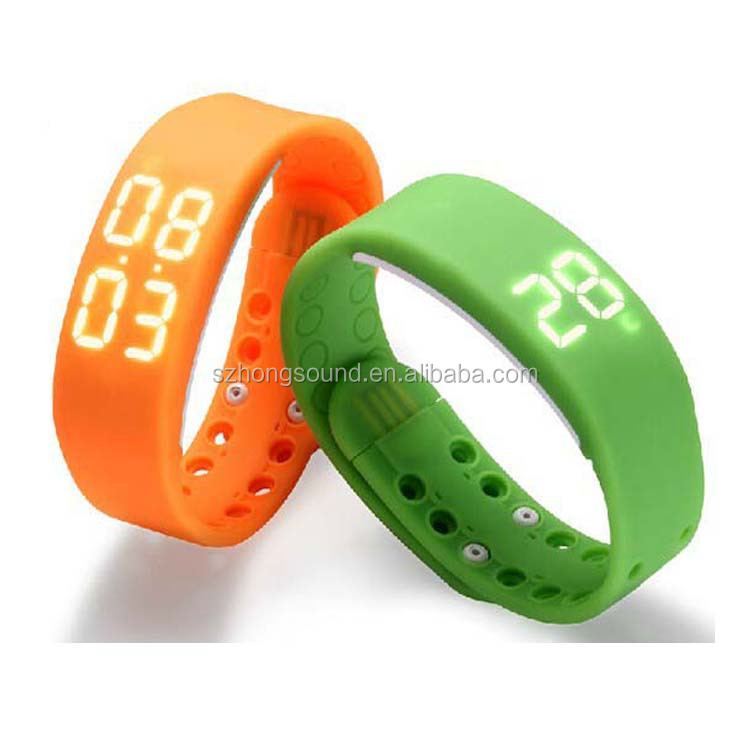 2017 hot selling Sport Andriod bluetooth smart bracelet S1 wrist band