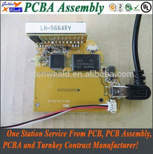 automatic industrial control board assembly professional oem pcba