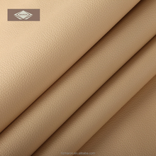 cream color pvc leather pvc/pu synthetic leather for upholstery