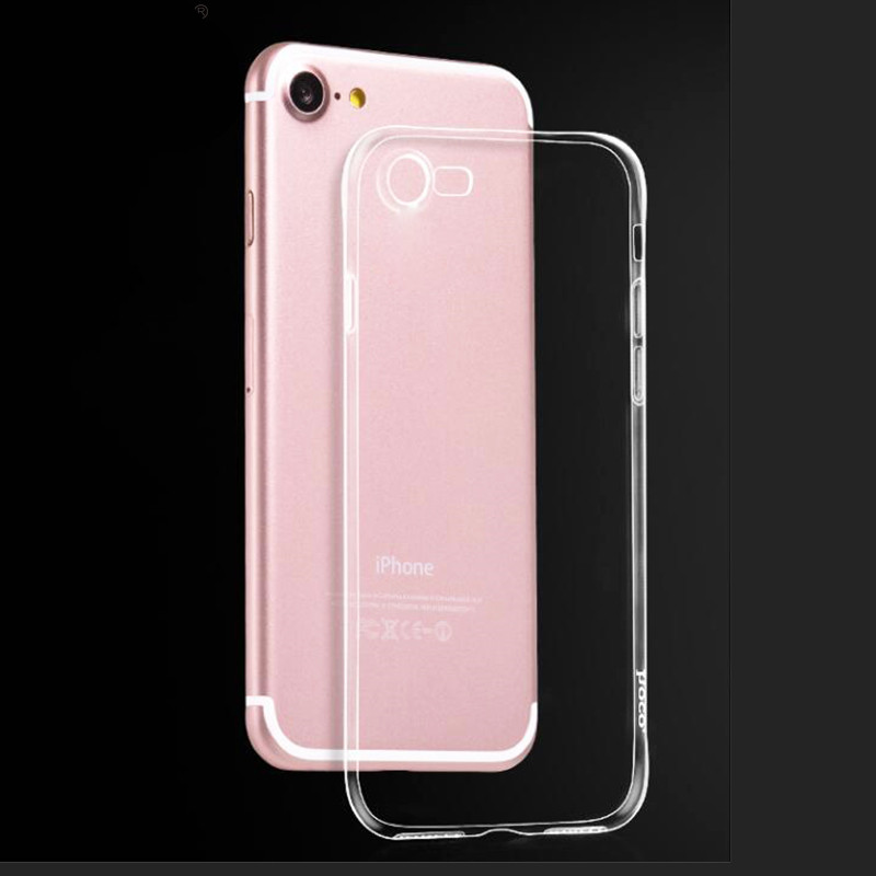 2018 Factory New Style mobile phone case TPU silicone phone case for iphone 7