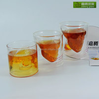 Personalized Skull 4pcs Led Liquid Activated Glass