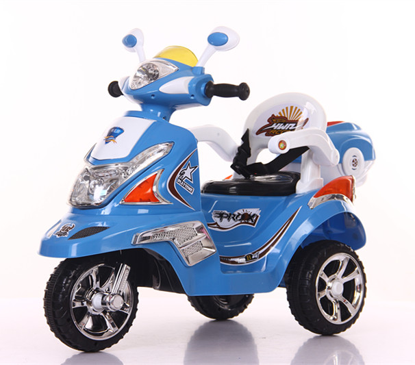 China factory wholesale mini toy motorcycle kids ride on car children electric motorcycle for sell